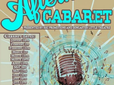 Afternoon Cabaret May 17th