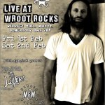 Gary Stringer from Reef Live at Wroot Rocks