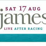 James Live After the Racing