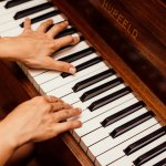 Pianist duo Peter Sproston & Amy Butler - Lunchtime concert