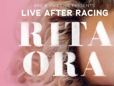 Rita Ora Live After Racing Sponsored by The Construction Index