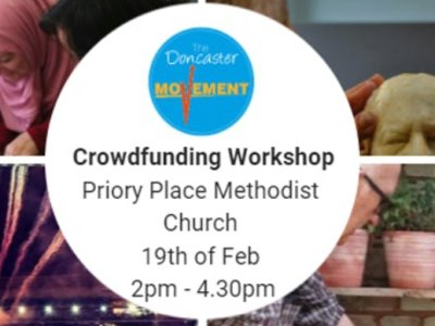 Workshop: How to run a successful crowdfunding campaign