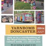 Yarnbomb Doncaster