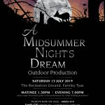 A Midsummer Night's Dream (Outdoor Productions)