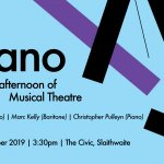 &Piano 2019 Event 1 - An Afternoon of Musical Theatre