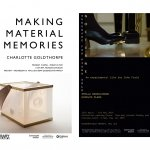 Making Material Memories & Nocturne